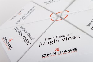 OmniPaws Packaging